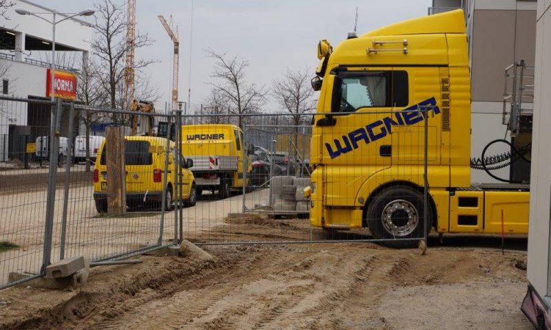 Bauvorhaben TFH Schönefeld