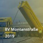 Bauvorhaben Montanstrasse Berlin 2019