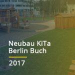 Neubau KiTa Lindenberger Weg Berlin Buch