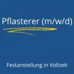 Pflasterer (m/w/d)