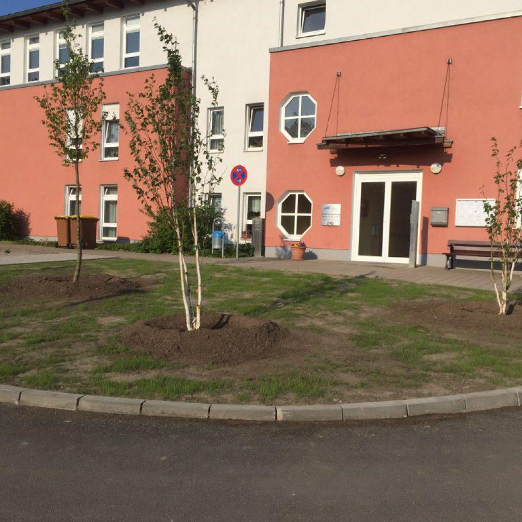 BV Neubau Geriatrie Lutherstift Frankfurt (Oder) 2