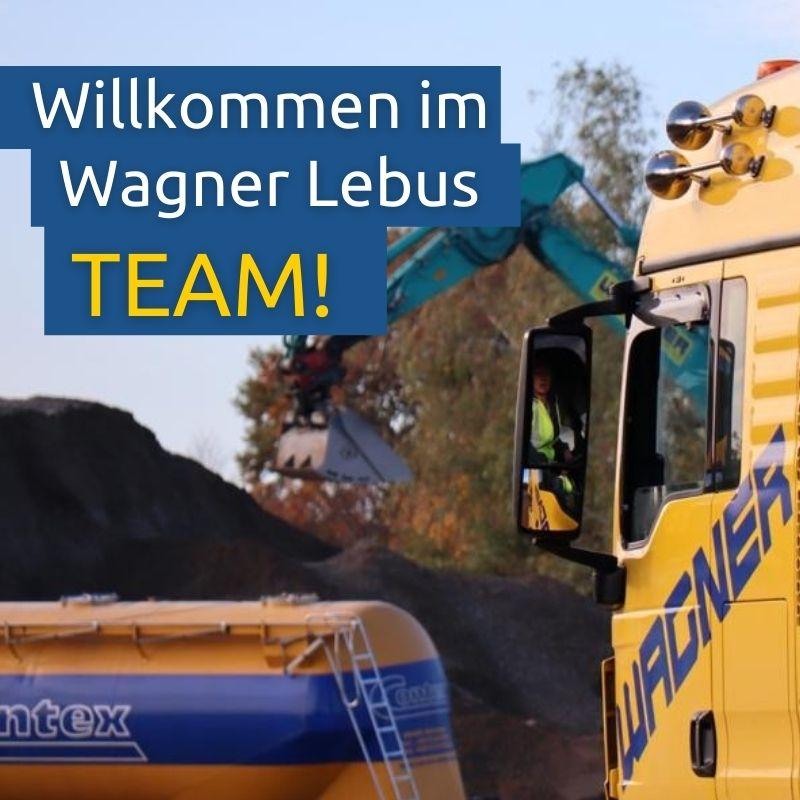 Herzlich Willkommen bei Wagner Tiefbau