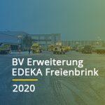 Erweiterung EDEKA Freienbrink